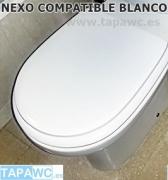 Asiento inodoro NEXO tapawc compatible Bellavista Sanitana