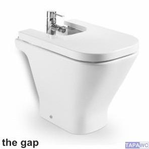 Tapa bide THE GAP Roca original