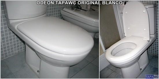Asiento inodoro odeon original tapawc jacob delafon - Inodoros jacob delafon ...