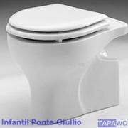 Asiento inodoro INFANTIL PONTE GIULLIO tapawc compatible