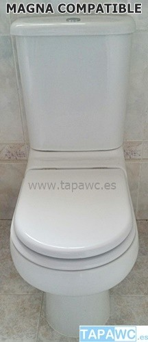 Tapa Wc MAGNA tapawc compatible Bellavista