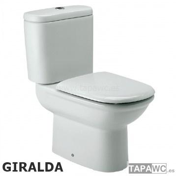 Asiento Inodoro Giralda Original Tapawc Roca