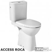 Asiento inodoro ACCESS original tapawc Roca