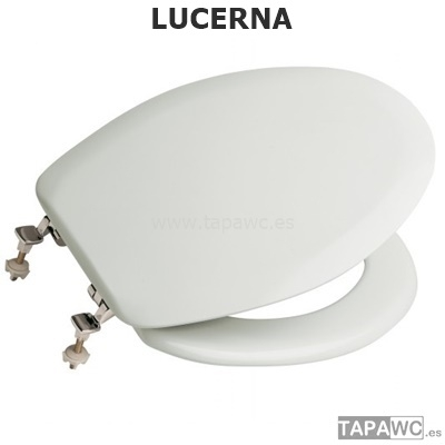Asiento inodoro LUCERNA  original tapawc Roca