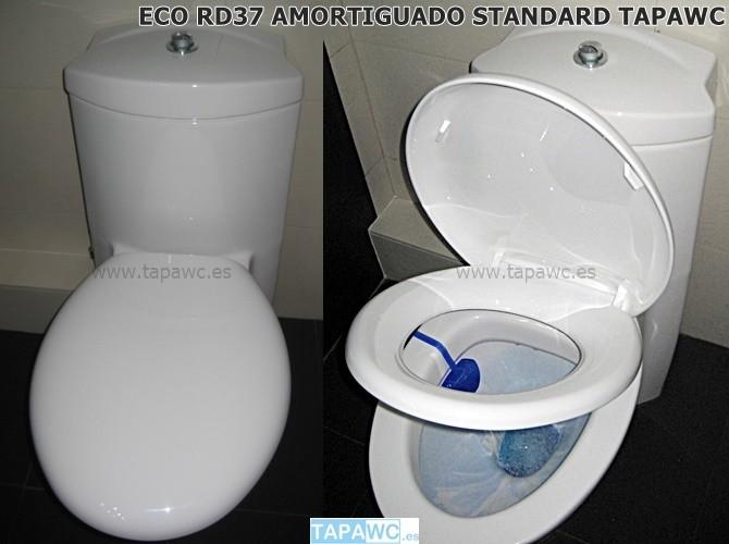 Asiento AMORTIGUADDO ECO RD37 MIRA tapawc standard