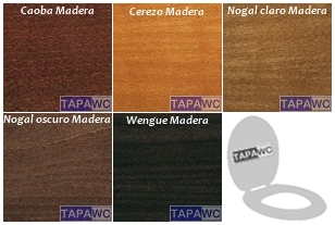 Asiento KAISER tapawc compatible American Standard