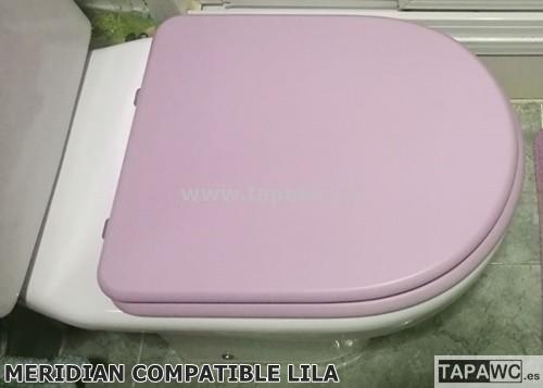 Tapa inodoro compatible LILA tapawc