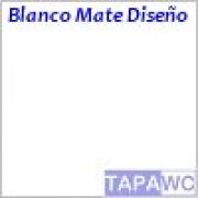 Tapa inodoro compatible BLANCO MATE tapawc