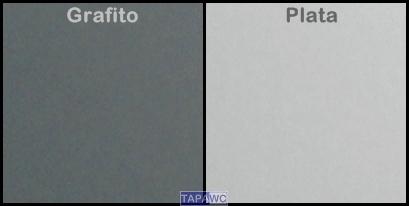 Asiento inodoro PLANOS tapawc compatible Villeroy
