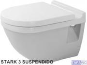 Asiento inodoro STARCK3 amortiguado tapawc original Duravit