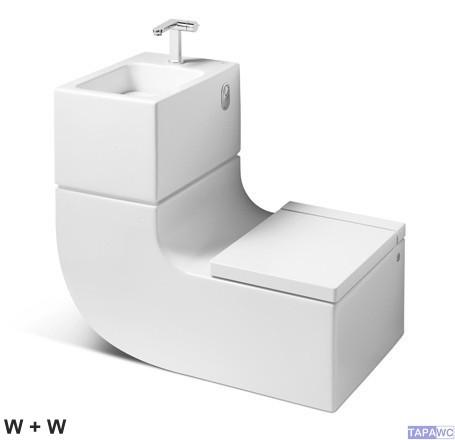 Asiento inodoro WC W+W original tapawc Roca