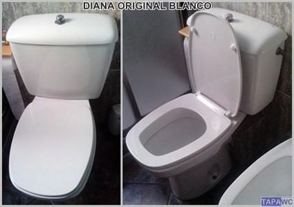 Asiento inodoro DIANA original tapawc Gala