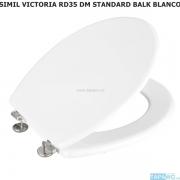 Asiento SIMIL VICTORIA DML RD35 BALI tapawc standard
