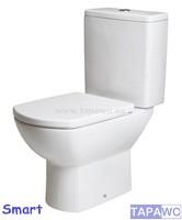 Asiento inodoro SMART tapawc compatible Gala