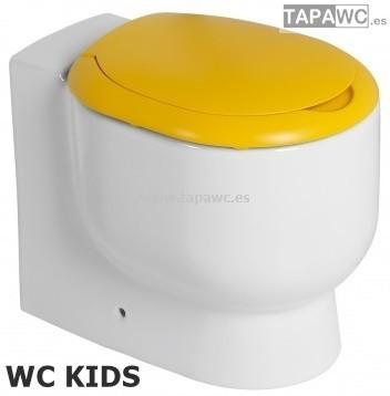 Asiento inodoro INFANTIL WCKIDS UNISAN tapawc compatible