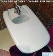 Tapa bide ARCADIA compatible Bellavista