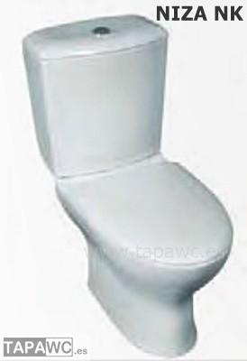 Asiento inodoro NIZA tapawc compatible Noken
