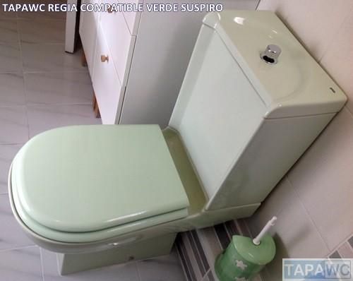 Asiento inodoro regia tapawc compatible gala for Tapaderas de wc