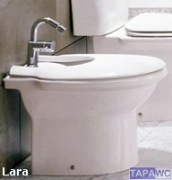 Tapa bide LARA compatible Bellavista