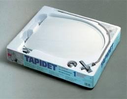 Asiento inodoro TAPIDET tapawc+bidet standard abs