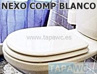 Asiento NEXO amortiguado tapawc compatible Bellavista