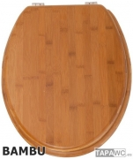 Asiento BAMBU tapawc madera standard