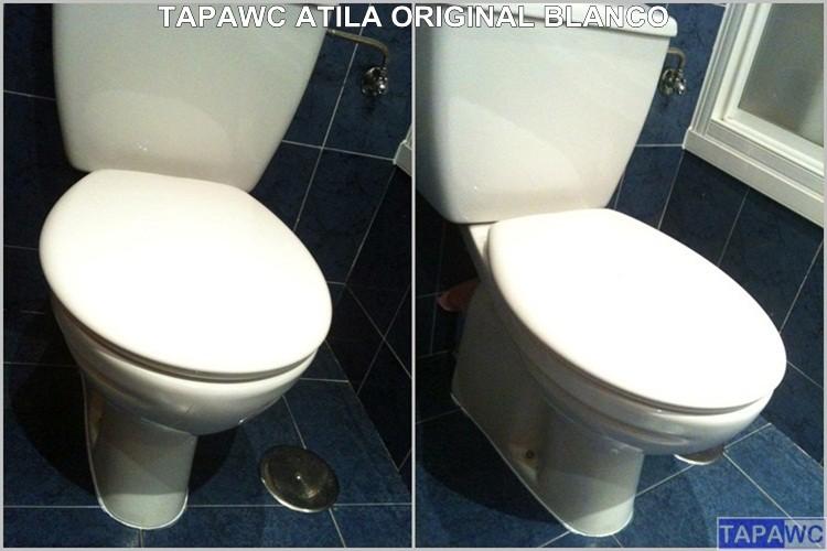 Asiento inodoro ATILA original tapawc Jacob Delafon