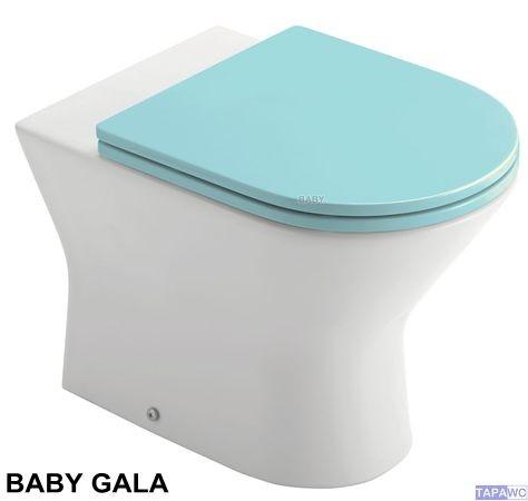 Asiento INFANTIL GALA BABY original tapawc