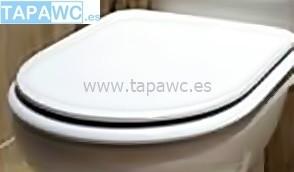 Asiento inodoro ODEON UP 15.50 compatible tapawc Jacob Delafon