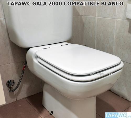 Tapa Wc GALA 2000 tapawc compatible Gala