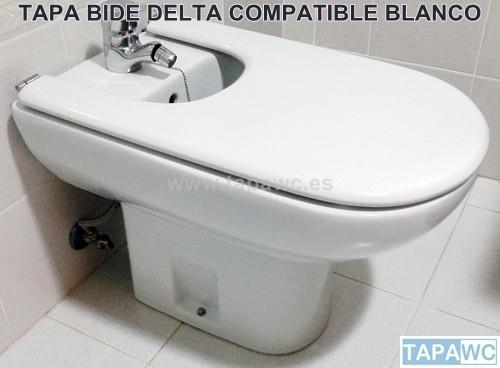 Tapa bide DELTA compatible Porsan Sangra